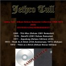 Jethro Tull - Album Deluxe Remaster Collection 1968-1972 (6CD)