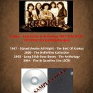 Krokus - Best Of,live & Anthology 1987-2004 (5CD)