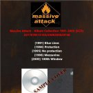 Massive Attack - Album Collection 1991-2003 (5CD)