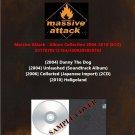 Massive Attack - Album Collection 2004-2010 (5CD)