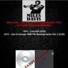 Miles Davis - Live Evil+Live in Europe 69 (2013-5CD)