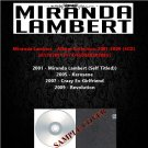 Miranda Lambert - Album Collection 2001-2009 (4CD)