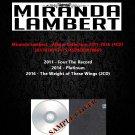 Miranda Lambert - Album Collection 2011-2016 (4CD)