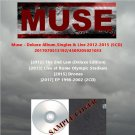 Muse - Deluxe Album,Singles & Live 2012-2015 (5CD)