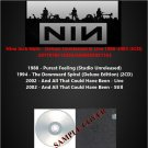 Nine Inch Nails - Deluxe Unreleased & Live 1988-2002 (5CD)