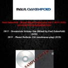 Paul Oakenfold - Mixed Album Compilation Vol.2 2017 (5CD)