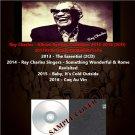 Ray Charles - Album Rarities Collection 2013-2016 (5CD)
