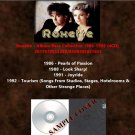 Roxette - Album Rare Collection 1986-1992 (4CD)