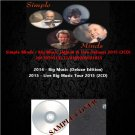 Simple Minds - Big Music (Album & Live Deluxe) 2015 (3CD)