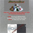 Status Quo - Messages From+Live 1968/1977 (4CD)