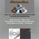 Status Quo - Album Deluxe & Essential 2016 (4CD)