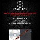Take That - Deluxe Album & Singles 2011-2017 (5CD)