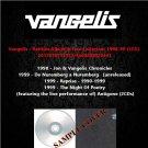 Vangelis - Rarities Album & Live Collection 1998-99 (5CD)
