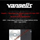 Vangelis - L'Apocalypse Des Animaux (Vagos Ed.)+Esper 2005 (6CD)