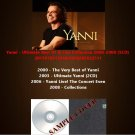 Yanni - Ultimate Best Of & Live Collection 2000-2008 (5CD)