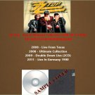 ZZ Top - Live & Ultimate Collection 2008-2011 (5CD)