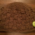 Basket Weave Beanie: Toddler Small, Toddler Medium, Toddler Large