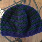 Sweet Stripes Beanie: Toddler Small, Toddler Medium, Toddler Large
