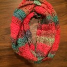 Bright Multi Infinity Scarf*