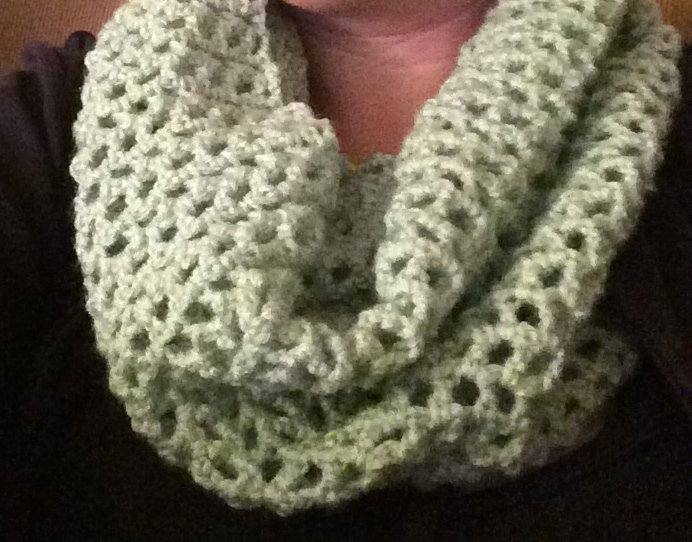 Cool Cowl Scarf