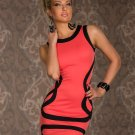 Fashion New Classic Sleeveless Sexy Women Summer Dress tracksuit for women W3430
