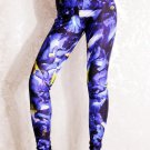 High Quality Famous Brand Women Mid Waist Sexy Animal Print butterfly Leggings Ankle-Length wl030