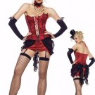 Sexy Halloween Fancy Dress Classic Carnival Vampire Love Bite Adult Women Costume W208990