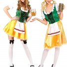 New Arrival Hot Sale O-neck Carnival Fashion Beer Girl Dress Costume W299272