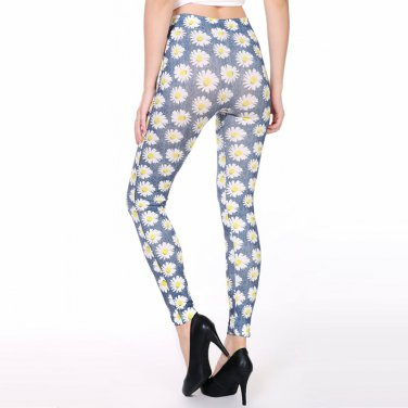 Polka Dots  Women Fashion Slim Leggings One  Size  WL48206B