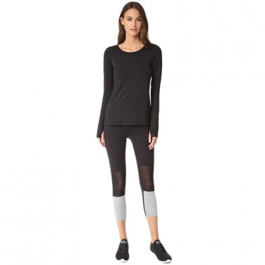 Women   Black Casual   Leggings  S-XL Size  WL48210
