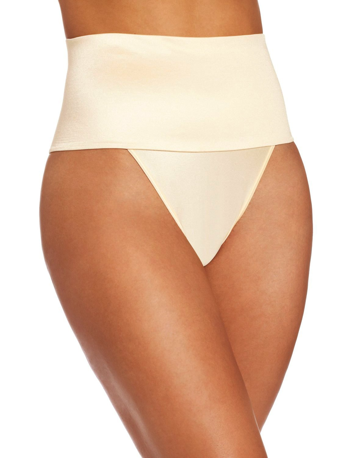 Sexy Fashion S-XXL Size Apricot Color Hot Sale High Waist Butt Lifter For Women W35062A