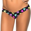 New Mickey Mouse Printing Fashion Sexy Women Swimming Trunks W3537C