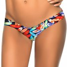 New Style Candy Pattern Print S-XL Size Fashion Women Swimming Trunks W3537H