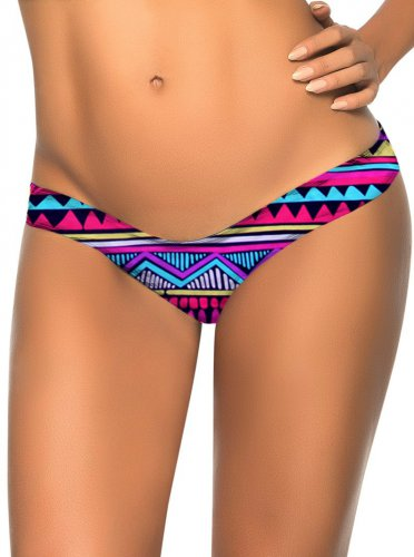V Shape Bottom S-XL Size Fashion New Women Swimming Trunks W3537I