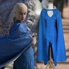 Adult Game of Thrones Daenerys Targaryen cosplay party Dress women Halloween Costume