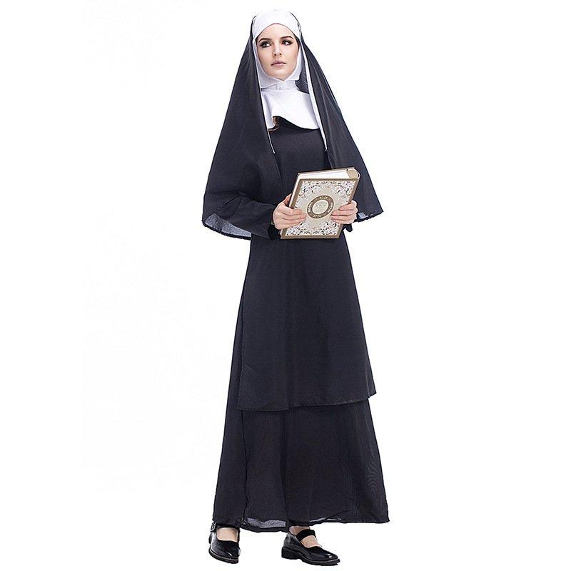 Naked Blackgirls Sexy Women In Nun Uniforms