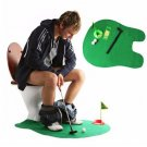 Potty Putter Toilet Golf Game Mini Golf