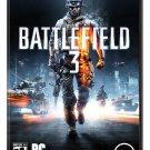 Battlefield 3 Windows PC Game Download Origin CD-Key Global