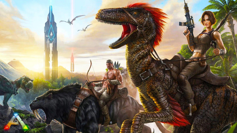 free ark survival evolved mac
