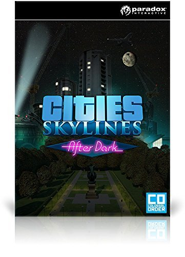 Cities: Skylines After Dark DLC Windows PC Game Download Steam CD-Key Global