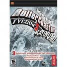 Rollercoaster Tycoon 3: Platinum Windows PC/Mac Game Download Steam CD-Key Global