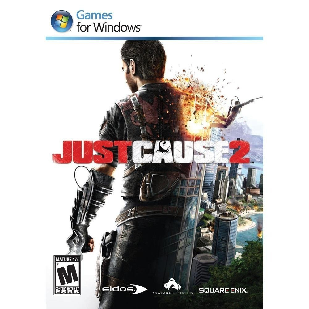 Just Cause 2 + DLC Collection Windows PC Game Download Steam CD-Key Global