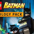 LEGO Batman Trilogy Windows PC Game Download Steam CD-Key Global