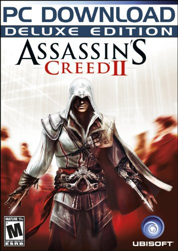 Assassin's Creed II Deluxe Edition Windows PC Game Download Steam CD-Key Global