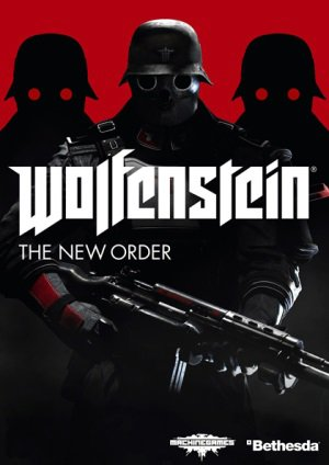 Wolfenstein: The New Order Windows PC Game Download Steam CD-Key Global