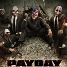 PAYDAY The Heist Windows PC Game Download Steam CD-Key Global