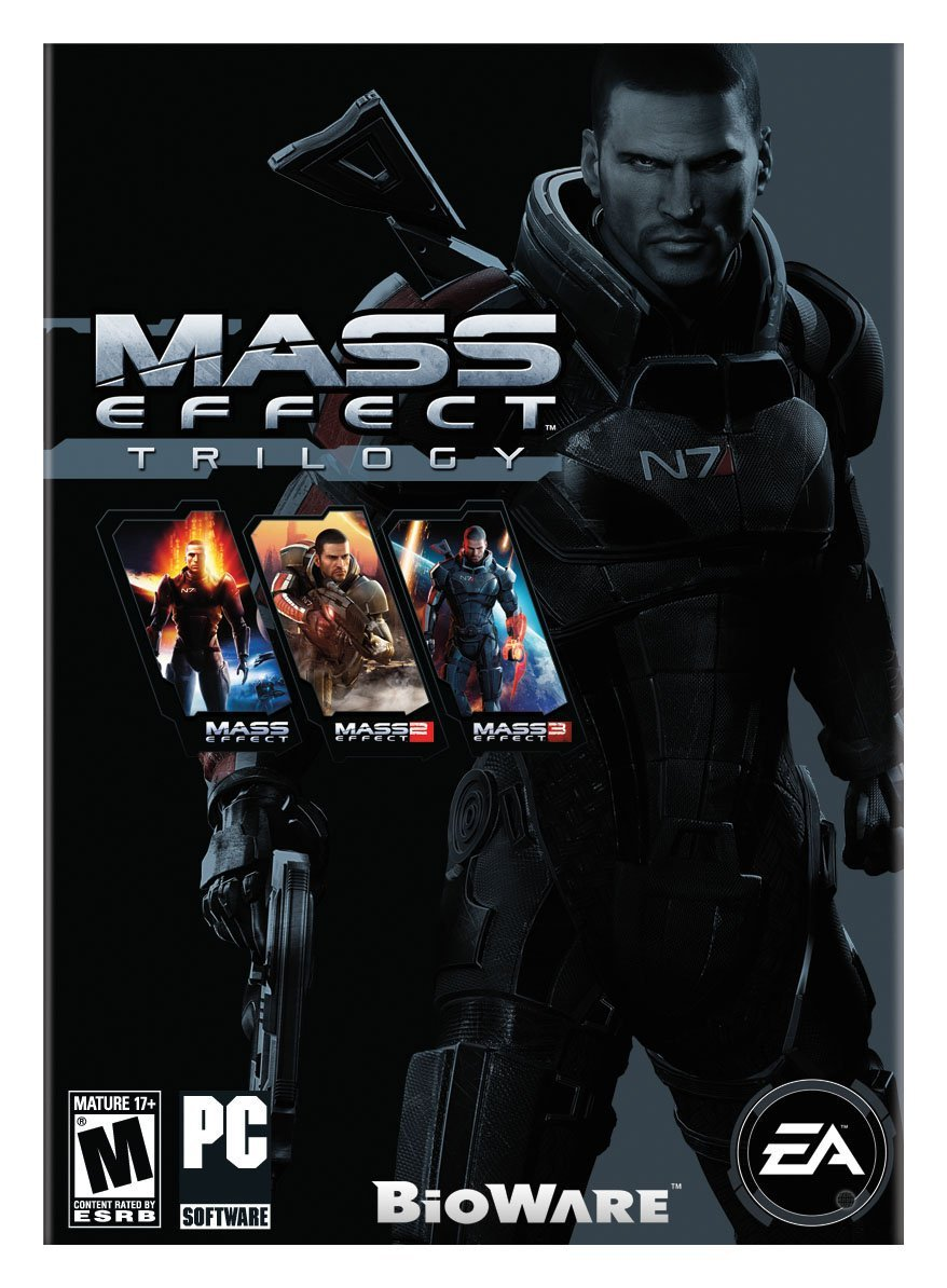 Mass Effect Trilogy Windows PC Game Download Origin CD-Key Global