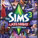 The Sims 3: Late Night Expansion Pack Windows PC/Mac Game Download Origin CD-Key Global