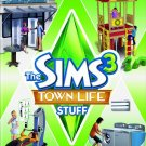 The Sims 3: Town Life Stuff Pack Windows PC/Mac Game Download Origin CD-Key Global