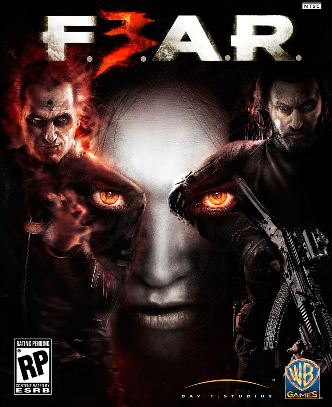 F.E.A.R. 3 Windows PC Game Download Steam CD-Key Global